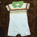 baby GAP ポロシャツ風ロンパース サイズ70