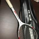 軟式用テニスラケット!