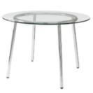 値下げ★IKEA ガラス ダイニングテーブル