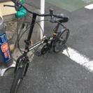 自転車 折りたたみ自転車 ハマー