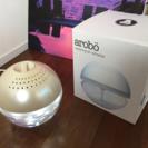 空気清浄機(arobo 空気洗浄機 シャンパンゴールド CLV-9...