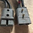バッテリーケーブル 電源ケーブル リード線 フォークリフト