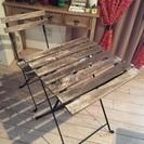 ベランダテーブル・椅子セット