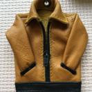 希少‼️YAMAHA 本皮 キーホルダー ジャケットタイプ