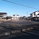 熊谷市押切土地。広々約120坪の1200万です