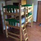 子供用2段ベッド