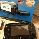 美品】Wii U 本体 プレミアムセット KURO 32GB ブラ...