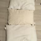 ニトリの枕3つセット