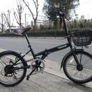 ♪ジモティー特価♪ ローバー20型折りたたみリサイクル自転車 LD...