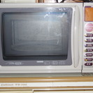 電子レンジ(1,000W・三菱製)