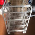 IKEA  アルゴット新品キャスター付き