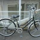 26インチ自転車 5段切り替え
