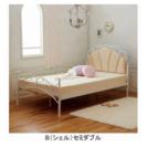 【値下】姫可愛い♡シングルベッド
