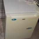 【ジャンク品】 ミニ電気冷蔵庫