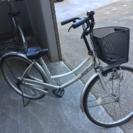 再募集 自転車 26インチ