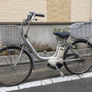 【決算セール】ヤマハ パス 電動アシスト自転車