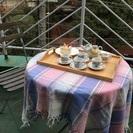 ガーデンテーブル・イスセット