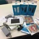 【超お得セット】Wii Uプレミアム32GB 本体・ソフト3つ・W...