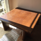 カリモク ローテーブル