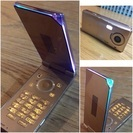 AQUOS携帯 ワンセグ 1210万画素数 SHARP SH-01B