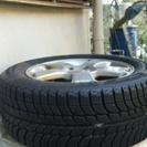 タイヤ+ホイール 4本セット