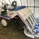 【商談中】農機具 イセキ田植え機さなえPM43Y-SW