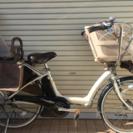 新基準 ヤマハ パスリトルモア リチウム 電動自転車