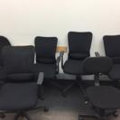 パソコン用 オフィスでも 自宅でも キャスターつき チェア 椅子 ...
