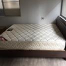 sealy シーリー 高級ベッド クイーンサイズ マットレスのみ