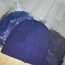 【中身追加♪】プレゼントにいかがですか ニット帽3個 と色々