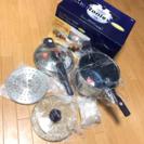 新品未使用 マ・ローニエ 圧力鍋 6.0L