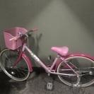 美品24インチ子供自転車