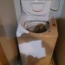洗濯機  4.5kg  お譲りします