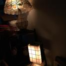 アンティーク  ライト