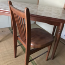 レトロダイニングテーブル(3/2引取限定)