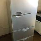 SANYO。3ドア。冷蔵庫。