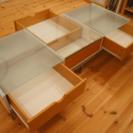 リビングテーブル【中古美品】デザイナー家具