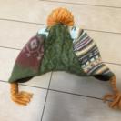 キッズエーグルニット帽