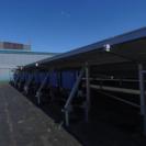 太陽光発電パネル取付施工!