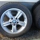 BMW スタッドレスタイヤ・ホイール4本セット