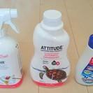 194 天然素材 食器洗い乾燥機用洗剤 2点(内1点は使用中で残り...