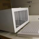 冷凍ストッカー 210L RRS-210CNF 美品