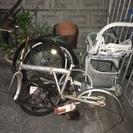 自転車フレームなど