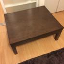 伸縮可能  ローテーブル