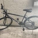 クロスバイク arun CROSSONE 700C シマノ6段変速