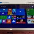 値下げ!Windows8.1タブレット8インチ4コア快適!!
