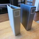KINGJIM カラードッチファイル A4S 5cm 2冊