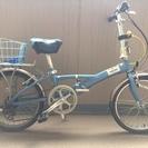 DAHONの折りたたみ自転車★