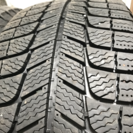 Michelin x-ice 205/55R16 スタッドレス