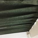 ニトリ遮光1級カーテン(レーナ ダークイエローグリーン